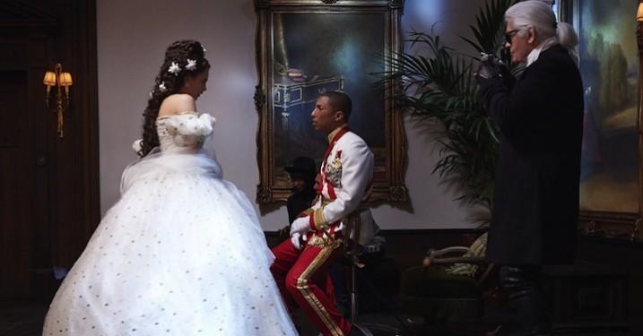 Cara Delevingne og Pharrell i Chanel-film: Se teaseren