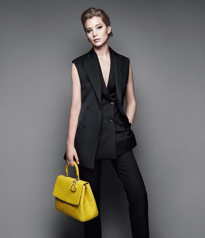 Jennifer Lawrence er model for Dior | Vi Unge