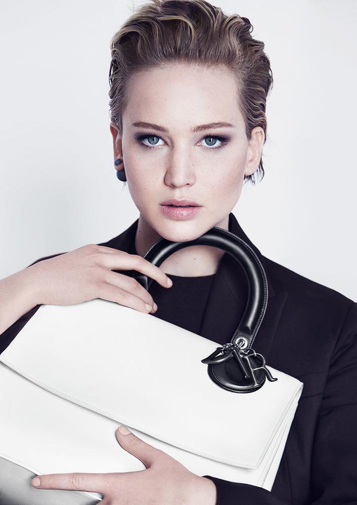 Jennifer Lawrence er (igen) Miss Dior / Nyhed