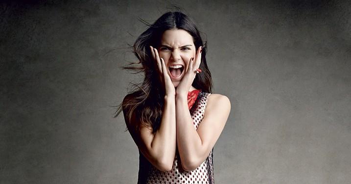 Kendall Jenner er Karl Lagerfelds nye kampagnemodel