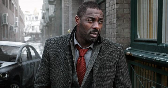 Den engelske krimiserie 'Luther' skal laves i en amerikansk version