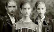Steven Meisel og Prada betager med sort-hvid kampagnefilm