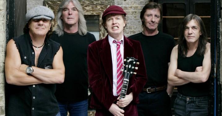 AC/DC giver koncert i Danmark