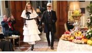 Hør Karl Lagerfelds tanker bag Chanel-showet i Salzburg