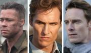 Casting-nyt: Nye roller til Matthew McConaughey, Michael Fassbender, Brad Pitt