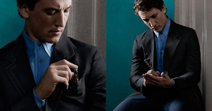Prada har scoret nogle af tidens hotteste mandlige skuespillere