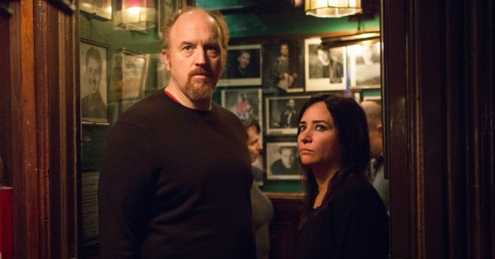 Louis C.K. og Pamela Adlon bag ny tv-serie