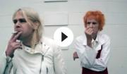 Video: Ariel Pink dyrker pensionisttilværelsen med aldrende glamrocker