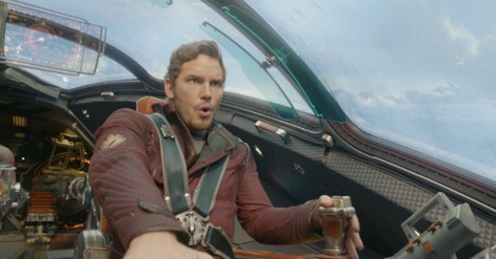 De amerikanske manusforfattere hædrer overraskende 'Guardians of the Galaxy'