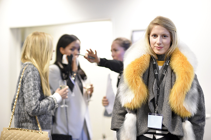 Kopenhagen Fur backstage
