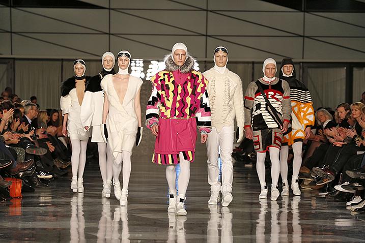 Kopenhagen Fur hor show