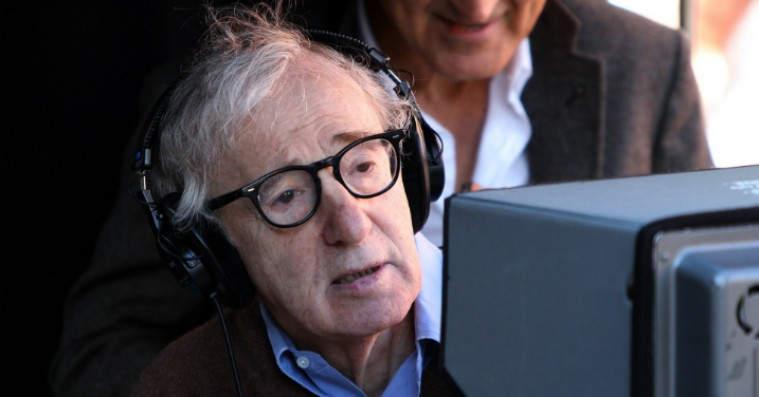 En sexrelateret scene i Woody Allens næste film er allerede dybt kontroversiel