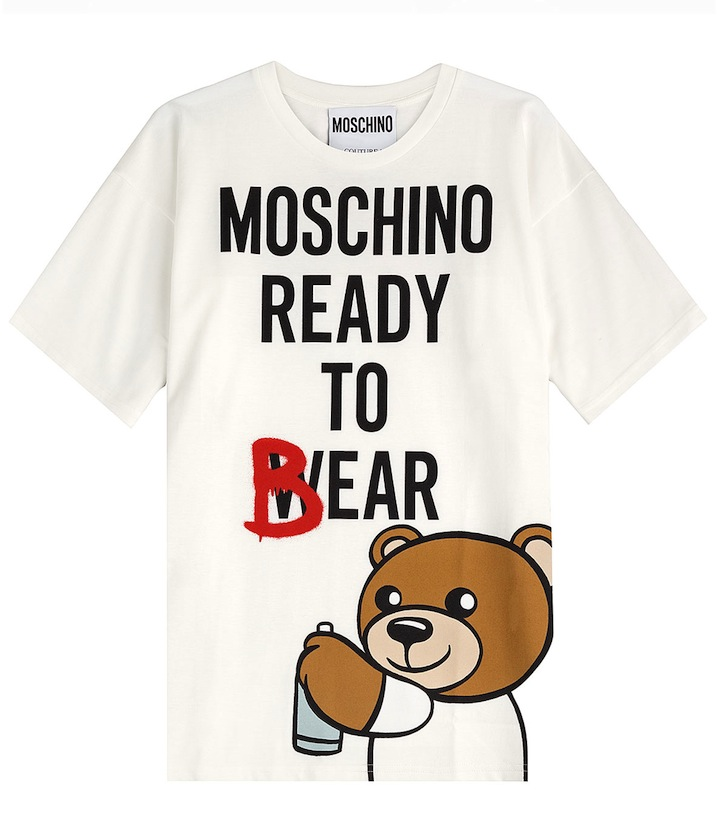 226854_MOSCHINO RUNWAY CAPSULE COLLECTION via STYLEBOP.com - T-SHIRT