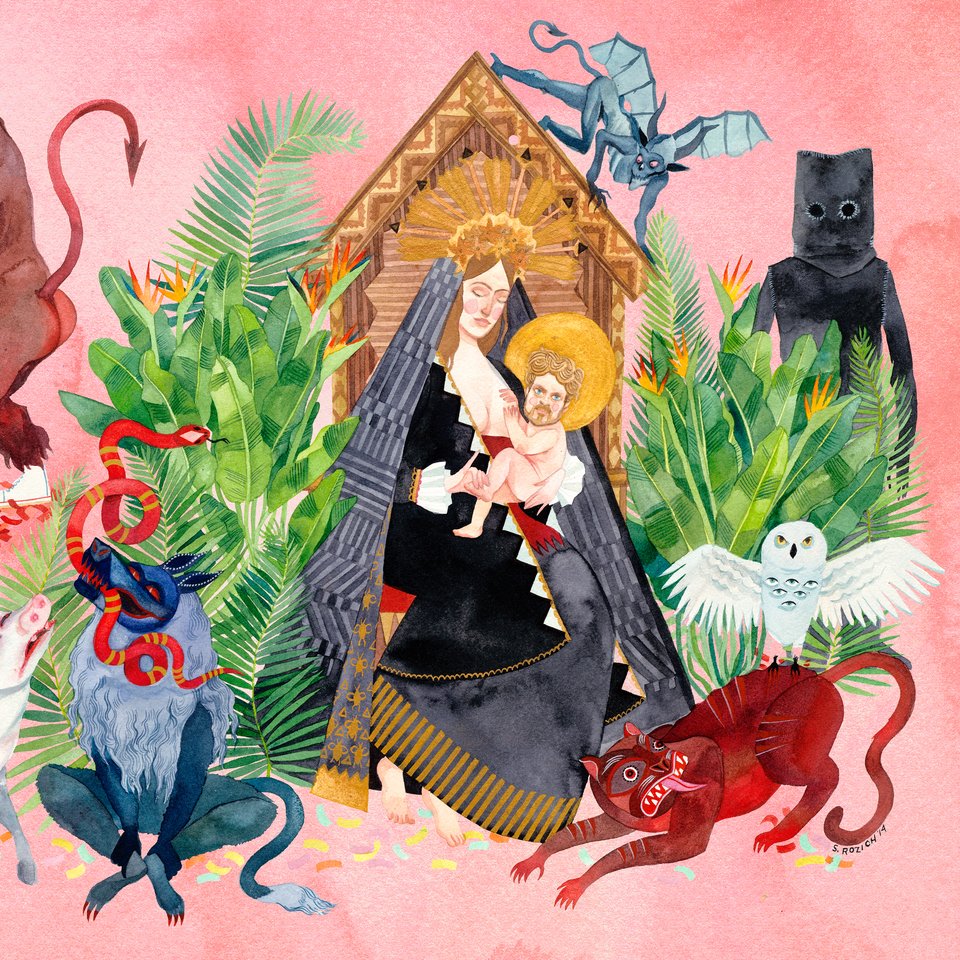 Father John Misty 'I Love You, Honeybear' - I Love You, Honeybear