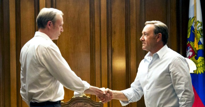 'House of Cards' sæson 3