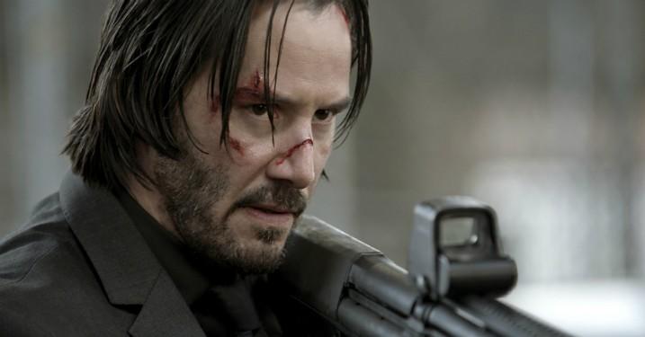 Keanu Reeves vender tilbage som 'John Wick'