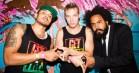 Lyt: Major Lazer får besøg af Pusha T og 2 Chainz på den nye 'Night Riders'