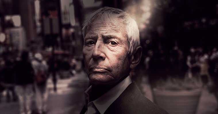'The Jinx: The Life and Deaths of Robert Durst'