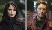 Chris Pratt og Jennifer Lawrence skal medvirke i sc-fi-romance