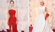De bedst og værst klædte kvinder på Oscar-showets røde løber
