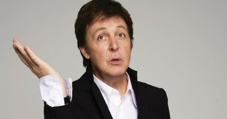 Eksklusivt interview med Sir Paul McCartney: Om Roskilde, Kanye og kødfrie dage