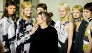 Backstage-billeder: Designer Anne Sofie Madsen fik imponerende debut i Paris
