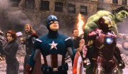 Parret bag 'Captain America: The Winter Soldier' overtager 'The Avengers'