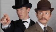 'Sherlock' rejser tilbage i tiden i ny special