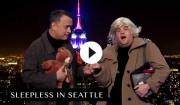 Video: Se Tom Hanks og James Corden spille alle Hanks-film på 6 minutter
