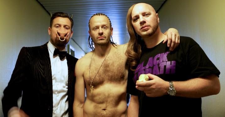 Xtra Naan: Galskaben får frit spil på Tue Track og Gramsespektrums minialbum