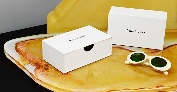 Buy or Die: Acne Studios' oversize solbriller