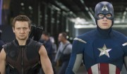 Chris Evans og Jeremy Renner beklager nedsættende joke om Black Widow