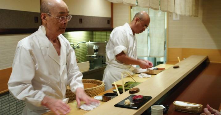 Ugens Viaplay-film: Zen-øjeblikket 'Jiro Dreams of Sushi'