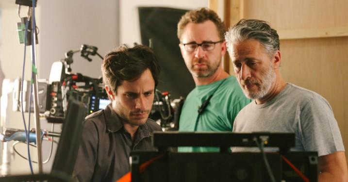 Jon Stewart: »Jeg er Hollywood, baby«