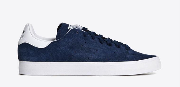 Adidas Stan Smith Vulc Navy