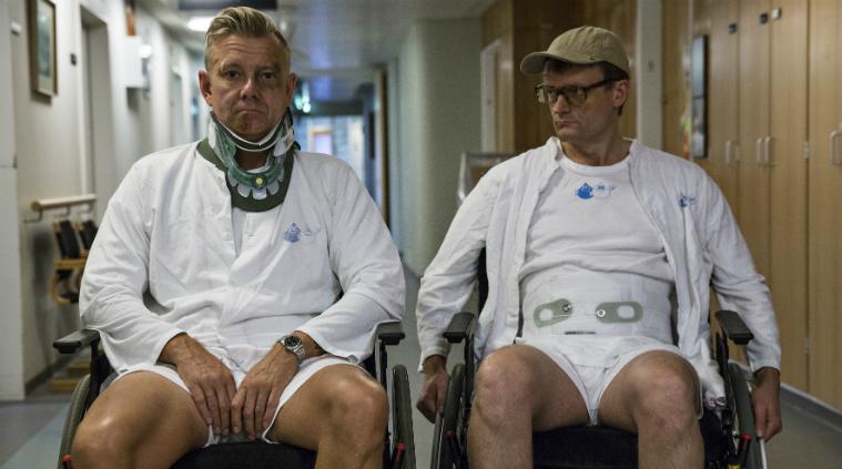 Casper Christensen og Frank Hvam
