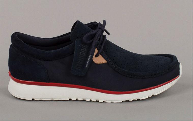 Clarks Sportswear-Tawyer-Navy