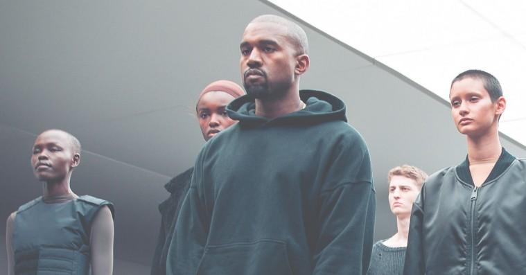 Kanye teaser Yeezy-kollektion på Twitter