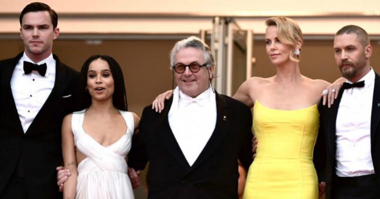'Mad Max': De bedste Cannes-citater fra George Miller, Charlize Theron og Tom Hardy