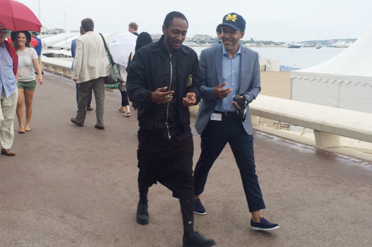 Mos Def Cannes