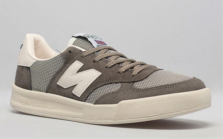 "New Balance CT300 ""Made in England"" Dark Grey"