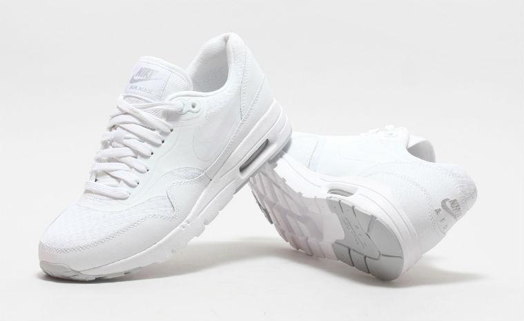 nike sneakers dame hvid