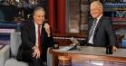 Letterman hyldes af fem prominente talkshow-værter – og Barack Obama