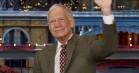 Fem højdepunkter fra Lettermans afskedsshow –inkl. Bill Clinton, scientology og 'The Simpsons'