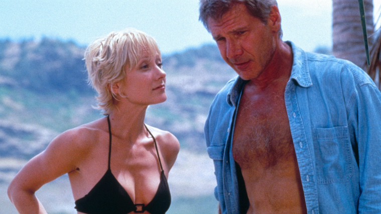 Anne Heche Harrison Ford
