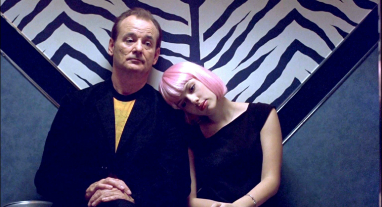 Bill Murray Scarlett Johansson
