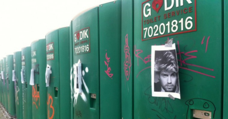 App guider dig til rene toiletter og den korteste kø på Roskilde