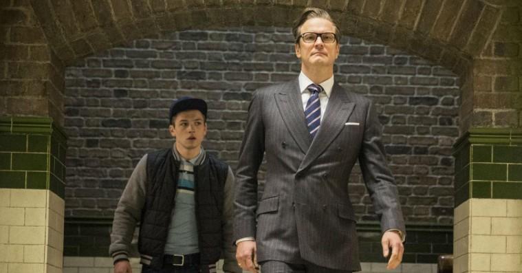 Manden bag 'Kingsman: The Secret Service' skriver sequel