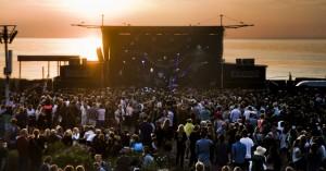 Bagom festivalen: Kom med til VIP-frokost under Musik i Lejet