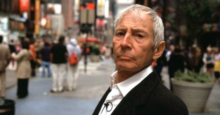 'The Jinx's Robert Durst skal syv år i fængsel – men ikke for mord